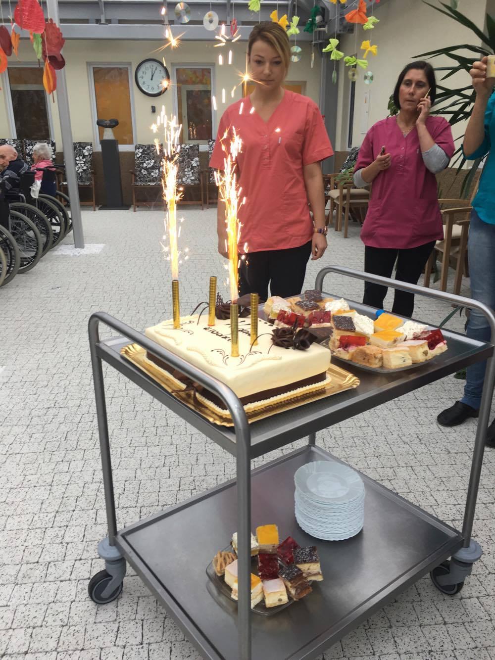 Urodziny Pani Teresy