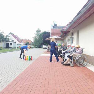 Dni sportu w Domu Seniora