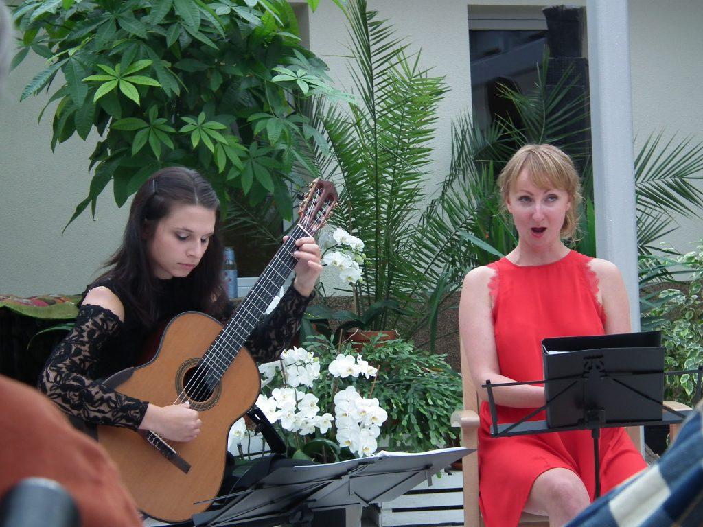 Festiwal akademii gitary w Domu Seniora