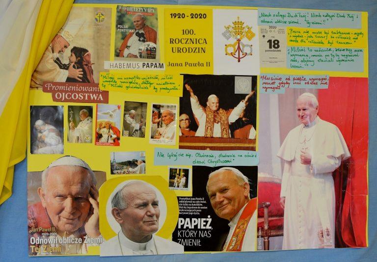 100 rocznica urodzin Papieża Polaka
